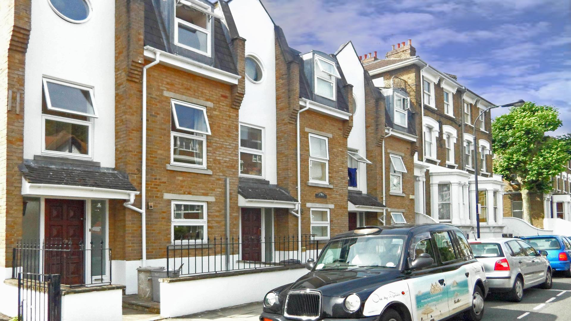 7 Bedrooms House To Let In Portland Villas London W6 Broadway West