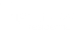 Right Now Residential Footer Logo