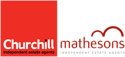 Churchill Mathesons - Commercial Logo