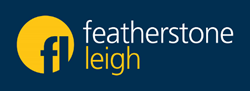 Featherstone Leigh Footer Logo
