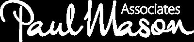 Paul Mason Associates Footer Logo