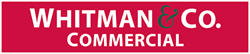 Whitman & Co Commercial Footer Logo