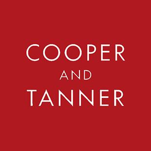 Cooper and Tanner (Atom) Logo