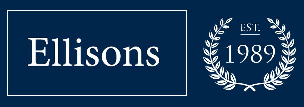 Ellisons Estate Agents Logo
