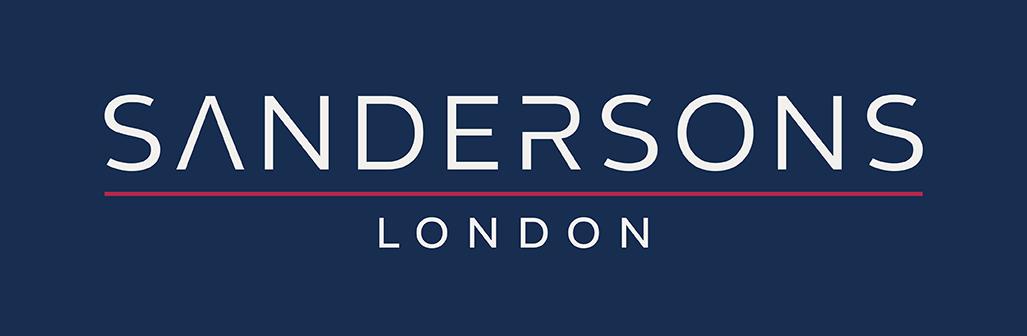 Sandersons Footer Logo