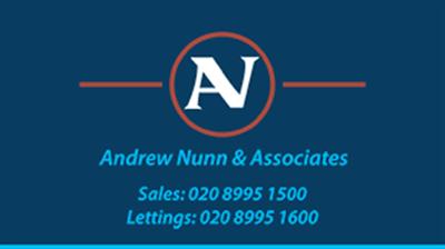 Andrew Nunn Estate Agents Logo