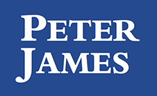 Peter James Estate Agents Logo