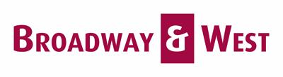 Broadway & West Logo