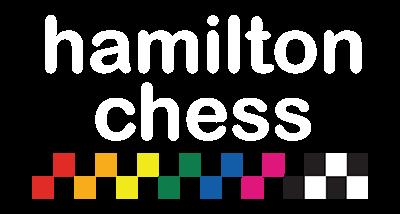 Hamilton Chess Secondary Logo