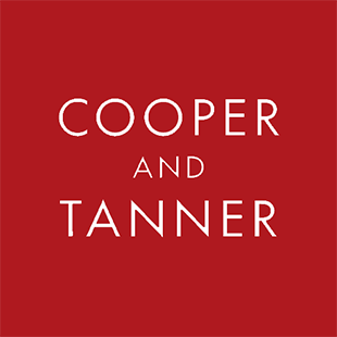 Cooper and Tanner (Atom) Secondary Logo
