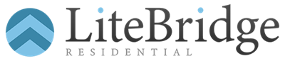 LiteBridge Residential Secondary Logo