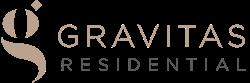Gravitas Residential Secondary Logo