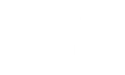 Peter James Estate Agents Secondary Logo