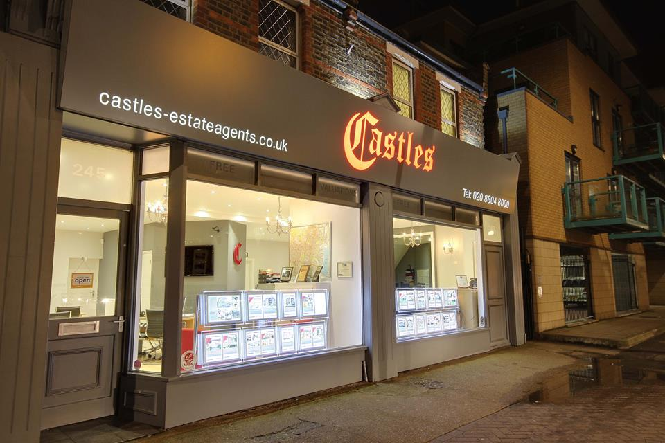 Estate Agents Enfield En3 Castles Estate Agents