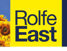 Rolfe East Estate Agents Logo