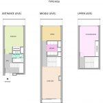 Type M3A Barbican flat