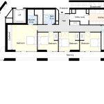 Type 1C Barbican flat