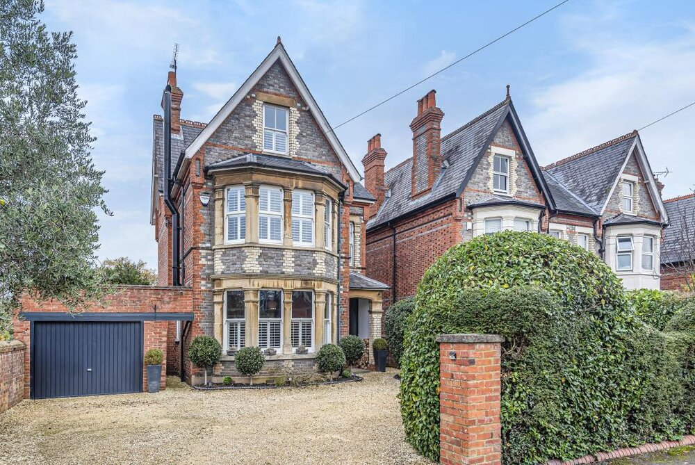 An instruction James is working on - Glebe Road, Reading (Guide Price: £1,075,000)