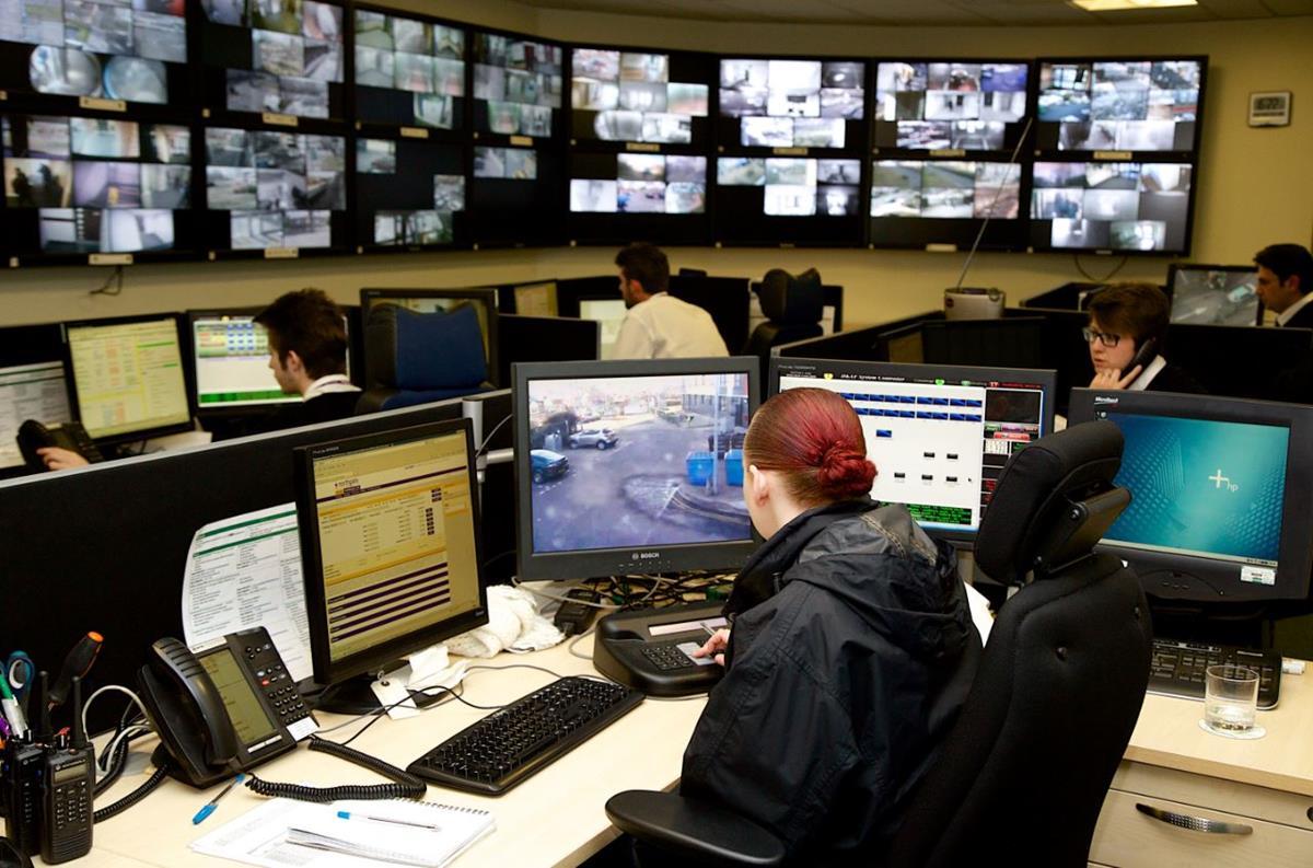 Salix Homes 24/7 control centre- 1st Response