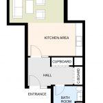 Type 13 Barbican flat