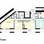 Type 8A Barbican flat
