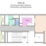 Type 19 Barbican flat