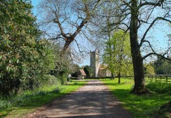 Langham St Mary's Church